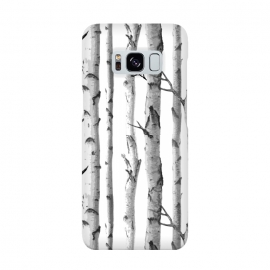 Galaxy S8  Trees Trunk Design by ''CVogiatzi.