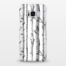 Galaxy S8+  Trees Trunk Design by ''CVogiatzi.