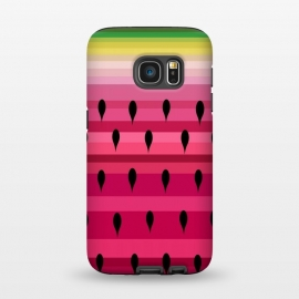 Galaxy S7  Love of a Watermelon by ''CVogiatzi.