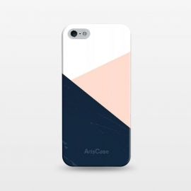 iPhone 5/5E/5s  BLUE-ROSE by ''CVogiatzi.
