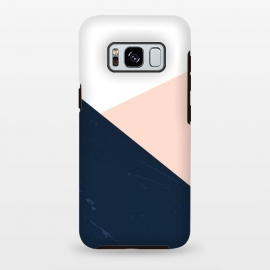 Galaxy S8 plus  BLUE-ROSE by