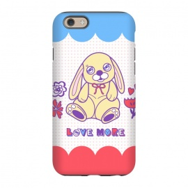 iPhone 6/6s  CUTIE RABBIT by Michael Cheung