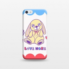iPhone 5C  CUTIE RABBIT by Michael Cheung