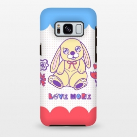 Galaxy S8+  CUTIE RABBIT by Michael Cheung