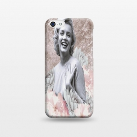 iPhone 5C  Spring Marilyn by Joanna Vog