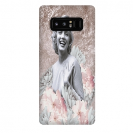 Galaxy Note 8  Spring Marilyn by Joanna Vog