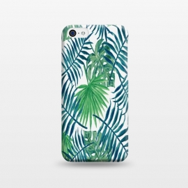 iPhone 5C  B&G Tropic Design by Joanna Vog