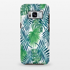 Galaxy S8+  B&G Tropic Design by Joanna Vog