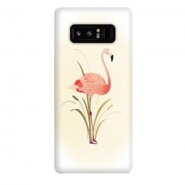 Galaxy Note 8  Flamingo Dream by