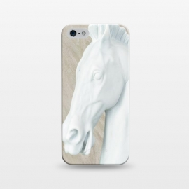 iPhone 5/5E/5s  Ancient Sculpture Horse Decor  by Joanna Vog