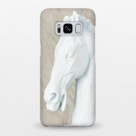 Galaxy S8+  Ancient Sculpture Horse Decor  by Joanna Vog