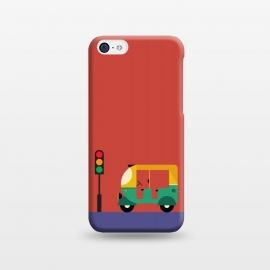 iPhone 5C  tuk tuk auto by TMSarts
