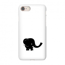 iPhone 8/7  Cute elephant cartoon by TMSarts