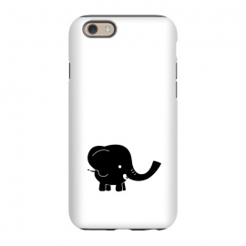 iPhone 6/6s  Cute elephant cartoon by TMSarts