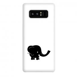 Galaxy Note 8  Cute elephant cartoon by
