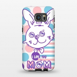 Galaxy S7 EDGE  I LOVE YOU MOM by Michael Cheung