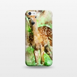 iPhone 5C  Lovely Deer by Creativeaxle