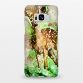 Galaxy S8+  Lovely Deer by Creativeaxle