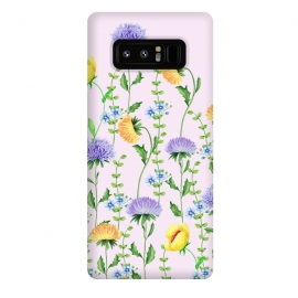 Galaxy Note 8  Aster Flora by Creativeaxle