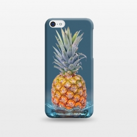 iPhone 5C  Pineapple Strike by Creativeaxle