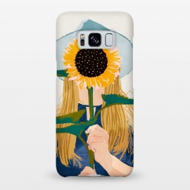 Galaxy S8+  Miss Sunflower V2 by Uma Prabhakar Gokhale