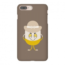 iPhone 8/7 plus  cartoon cool guy by TMSarts