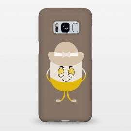 Galaxy S8+  cartoon cool guy by TMSarts