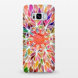 Galaxy S8+  Conical Mandal by Creativeaxle
