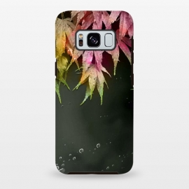 Galaxy S8+  Acer Leaves by Creativeaxle