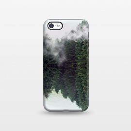 iPhone 5C  Morning Forest by Creativeaxle