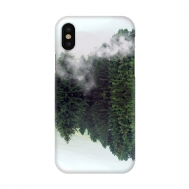 iPhone X  Morning Forest by Creativeaxle