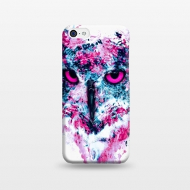 iPhone 5C  Owl IV by Riza Peker