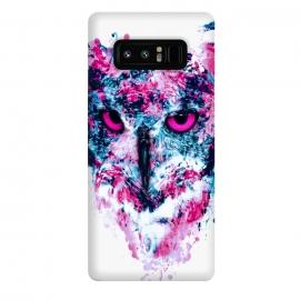 Galaxy Note 8  Owl IV by