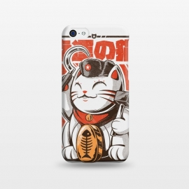iPhone 5C  Catnist by Ilustrata ( japan, japanese, anime, oldschool, Retro, Vintage, funny, cat, fortunecat, cool, tshirt, political, cute, kitty, kawaii, neko)