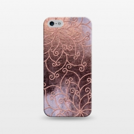 iPhone 5/5E/5s  Pink Sundown by Utart