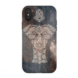 iPhone Xs / X  Elepephant Mandala by