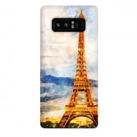 Galaxy Note 8  Eiffel Tower by