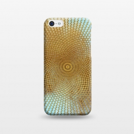 iPhone 5C  Sunrise Mandala by Utart