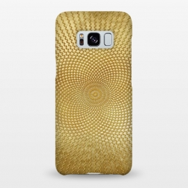 Galaxy S8+  Sun Mandala by Utart