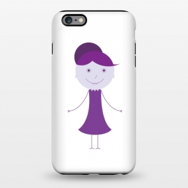 iPhone 6/6s plus  purple girl by TMSarts