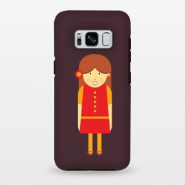 Galaxy S8 plus  baby girl casual by