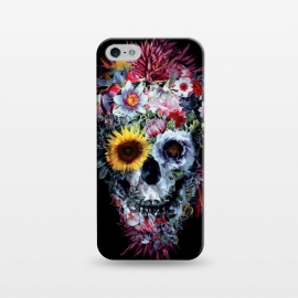 iPhone 5/5E/5s  SKULL VOODOO DARK by Riza Peker