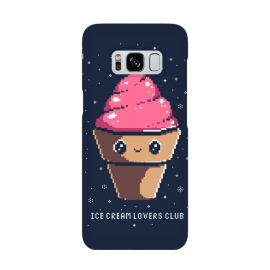 Ice cream lovers club by Ilustrata
