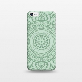 iPhone 5C  Mandala 7 by Bledi