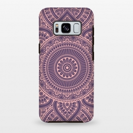 Galaxy S8+  Mandala 8 by Bledi