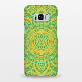 Galaxy S8+  Mandala 9 by Bledi