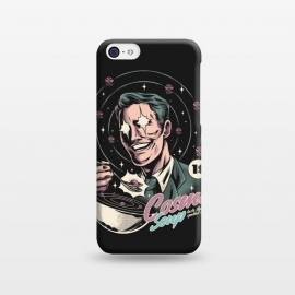 iPhone 5C  Cosmic Soup by Ilustrata