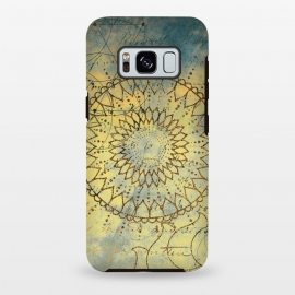 Galaxy S8 plus  Summer Evening Mandala by