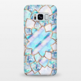 Galaxy S8+  Ice Mandala by Utart
