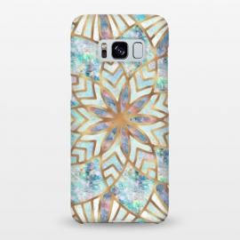 Galaxy S8+  Mother of Pearl Mandala by Utart